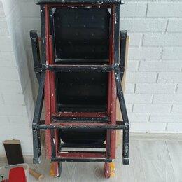 Лестницы и стремянки - Лестница трансформер elkop b 33 с помостом, 0