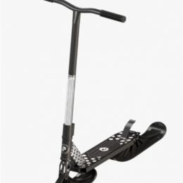 Самокаты - Самокат - снегокат Plank (Планк) CYCLE Черный, 0