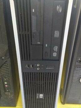 Настольные компьютеры - Системный блок HP 0A60h E7500 Win7pro, 0