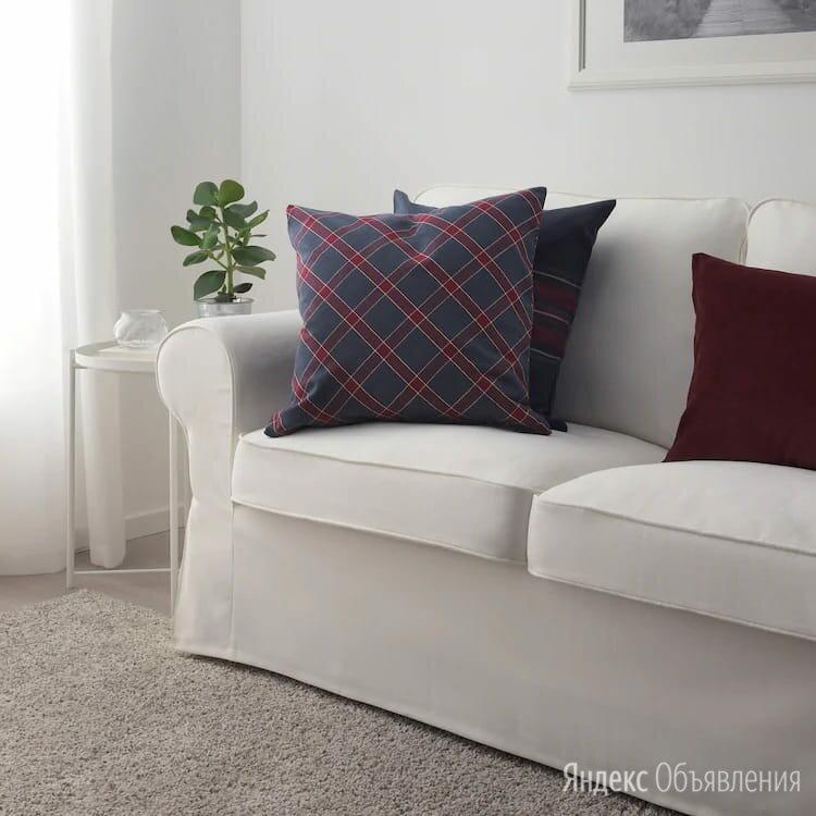 Чехол на подушку Ингерильзе 500х500 мм по цене 801₽ - Подушки, фото 0