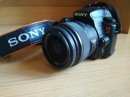 Фотоаппараты - Зеркальный фотоаппарат Sony Alpha SLT-A37, 0