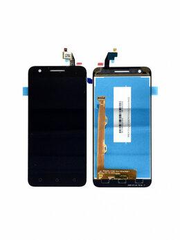Дисплеи и тачскрины - Дисплей для Lenovo Vibe C2 (K10A40) черный, 0