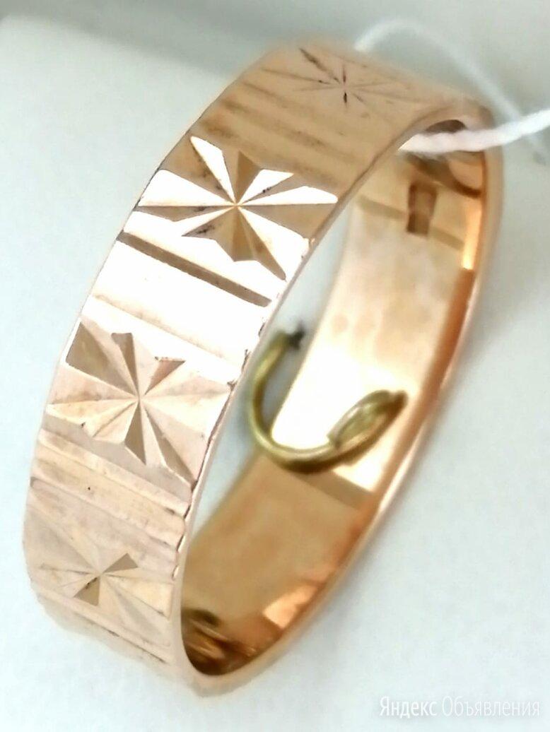 кольцо / размер 19 / 4,20г / золото 583 по цене 14070₽ - Кольца и перстни, фото 0