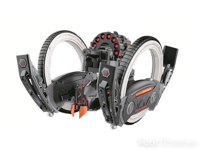 Радиоуправляемая боевая машина Keye Toys Space Warrior 2.4GHz (лазер, стрелы) по цене 4900₽ - Радиоуправляемые игрушки, фото 0