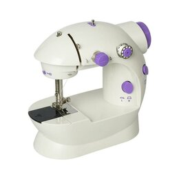 Швейные машины - Мини швейная машинка Mini Sewing Machine SM-202A, 0