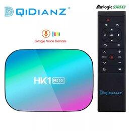 ТВ-приставки и медиаплееры - HK1 X3 4/32 GB ТВ приставка, 0