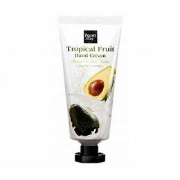 Уход за руками - Крем для рук с авокадо и маслом ши, 0
