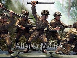 Фигурки и наборы - Солдатики 1/32 Britains Японские солдаты 6 фигур…, 0