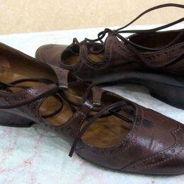 Туфли - Туфли женские коричневые, 0