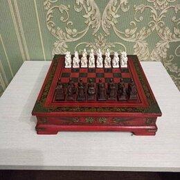 Настольные игры - Шахматы винтажные, 0