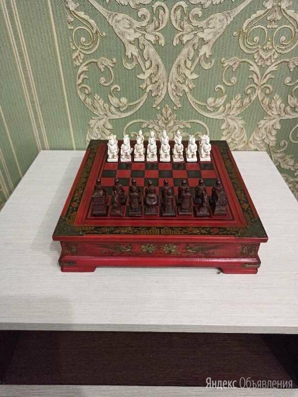 Шахматы винтажные по цене 3900₽ - Настольные игры, фото 0