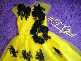 Платья и сарафаны - Детские праздничные платья, 0