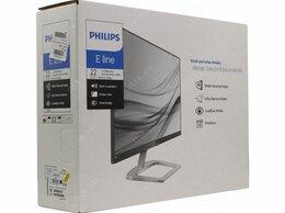 Мониторы - Монитор Philips 226E9QSB/00 новый гарантия 22…, 0