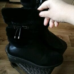 Сапоги - Полусапожки и ботиночки - зима, 0