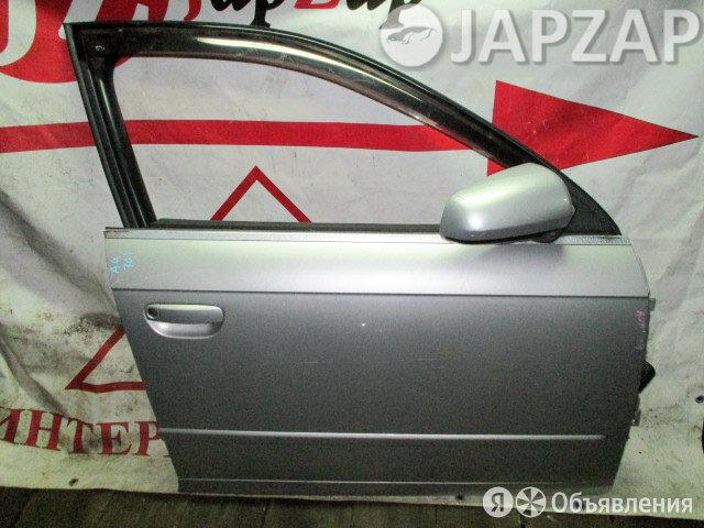 Дверь Audi A4 B7, 8K2, 8ED (2004-2008) по цене 3600₽ - Кузовные запчасти, фото 0