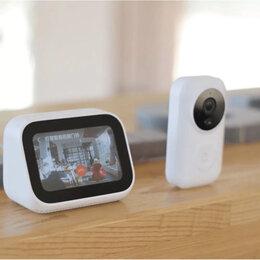 Прочая техника - Умный звонок Xiaomi Zero Intelligent Video Doorbell, 0
