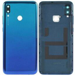 Чехлы - Задняя крышка Huawei P Smart 2019 (синий), 0
