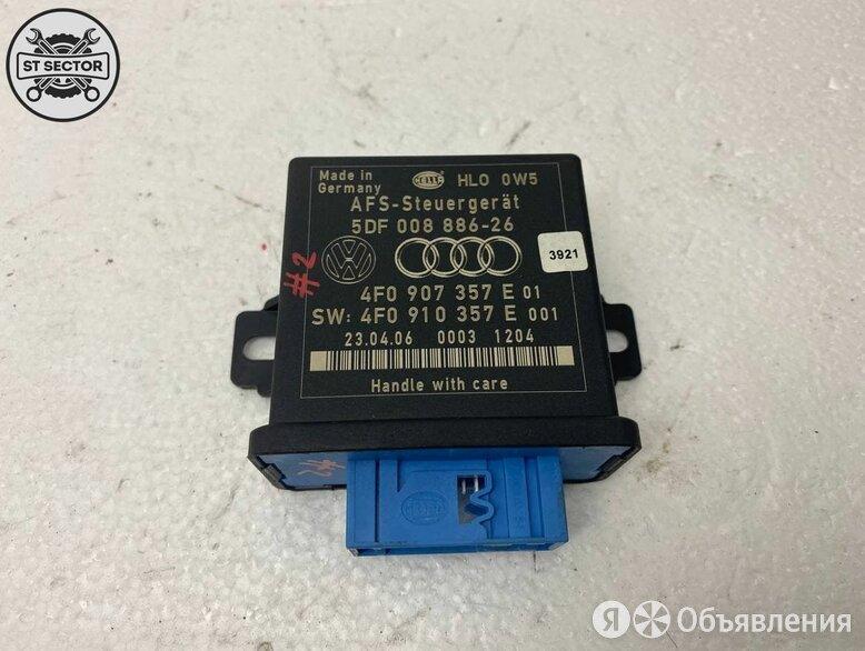 Блок корректора фар AUDI A6 C6 по цене 1500₽ - Электрика и свет, фото 0