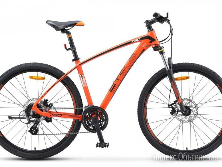 "Велосипед Stels Navigator 750 MD 27.5"" V010 по цене не указана - Велосипеды, фото 0"