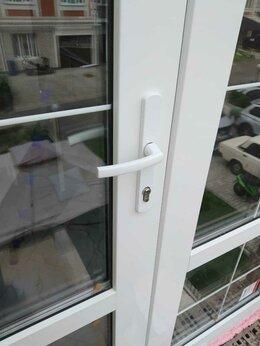 Входные двери - Двери пластиковые штульповые ПВХ, 0