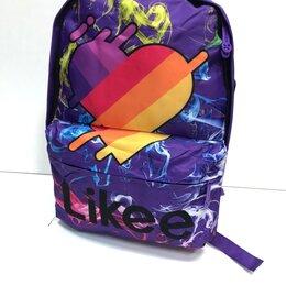 Рюкзаки, ранцы, сумки - Рюкзак с принтом Лайк , 0