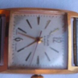 Наручные часы - Часы  позолоченные, 0