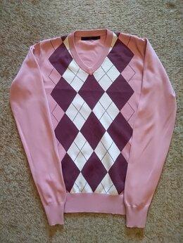 Блузки и кофточки - Джемпер розовый, 0