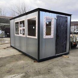 Готовые строения - Вагончики бытовки, Каркасные Дома, Модульные дома, 0