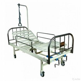 Устройства, приборы и аксессуары для здоровья - Медицинская кровать Нокс для лежачих больных, 0