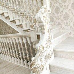 Дизайн, изготовление и реставрация товаров - Деревянная лестница, 0