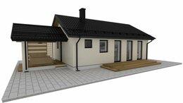 Готовые строения - Дачный дом из газобетона 50 м.кв., 0