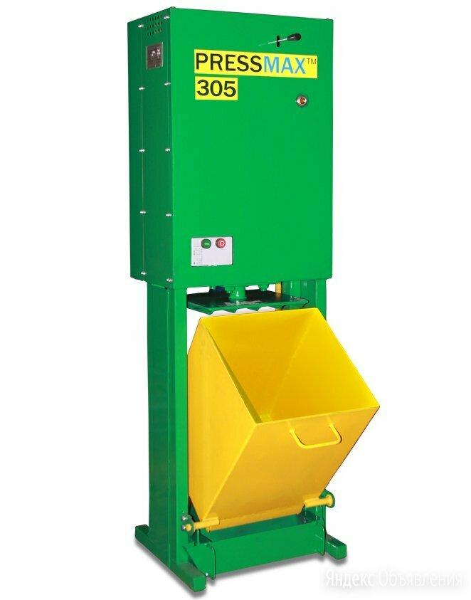 Пресс вертикальный для мусора PRESSMAX™ 305 по цене не указана - Пресс-станки, фото 0