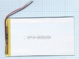 Аккумуляторы - Аккумулятор Li-Pol (батарея) 3*84*145мм 2pin…, 0