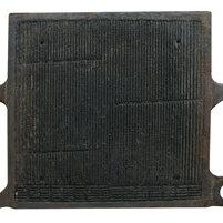 Прочее оборудование - Плита промежуточная 600x600 для фильтр-пресса Ш4-ВФП-12 (25), 0