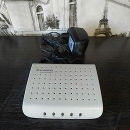 Проводные роутеры и коммутаторы - Маршрутизатор huawei SmartAX MT800u-T, 0