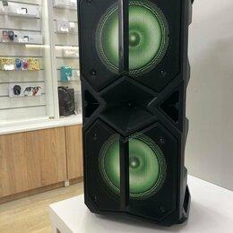 Портативная акустика - Блютуз колонка KTS-1233 XBass (новая), 0