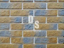 Облицовочный камень - Декоративный кирпичик, 0