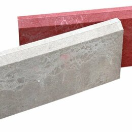 Садовые дорожки и покрытия - бордюры полимерпесчаные 500-200-30, 0