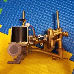 Электромагнитные клапаны - Водяной+газовый клапан для колонок, 0