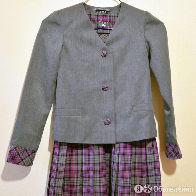 Пиджак, школьная форма для девочки, 30 размер по цене 500₽ - Комплекты и форма, фото 0