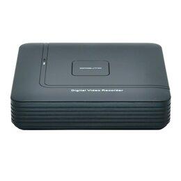 Видеокамеры - AHD видеорегистратор (4 камеры, 5Мр), 0