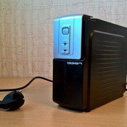 Источники бесперебойного питания, сетевые фильтры - Источник бесперебойного питания IPPON Back Office 600, 0