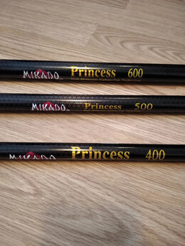 Удилища - Удочки Mikado princess новые, 0
