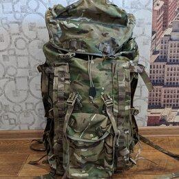 Рюкзаки - Рюкзак армии Великобритании 100 литров камуфляж MTP long Bergen оригинал, 0