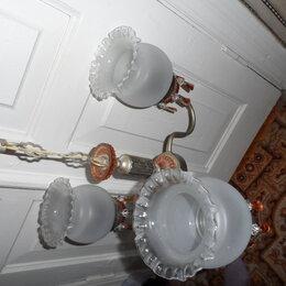 Люстры и потолочные светильники - Люстра(производство Чехословакия) , 0