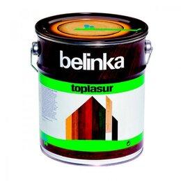 Пропитки - belinka toplasur 10 л. №14 лиственица, 0