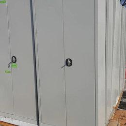 Шкафы для документов - Шкаф металлический с полками, 0