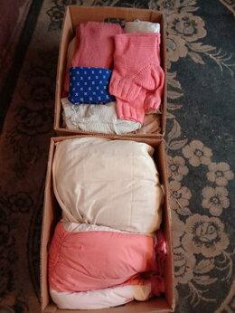 Комбинезоны - детские вещи пакетом, 0