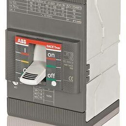 Защитная автоматика - Автоматический выключатель Tmax XT2S 160, 0