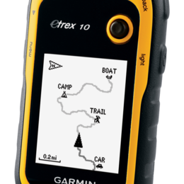 GPS-навигаторы - Навигатор Garmin (Гармин) eTrex 10 GPS, 0